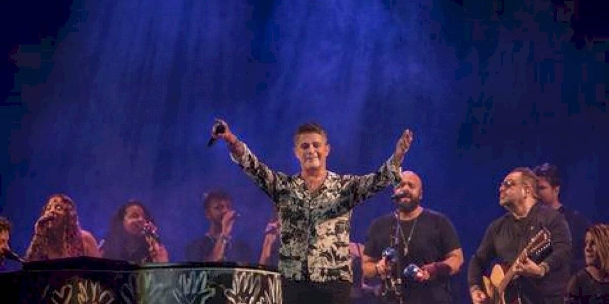 Alejandro Sanz y Maná unieron su música por amor a Punta Cana