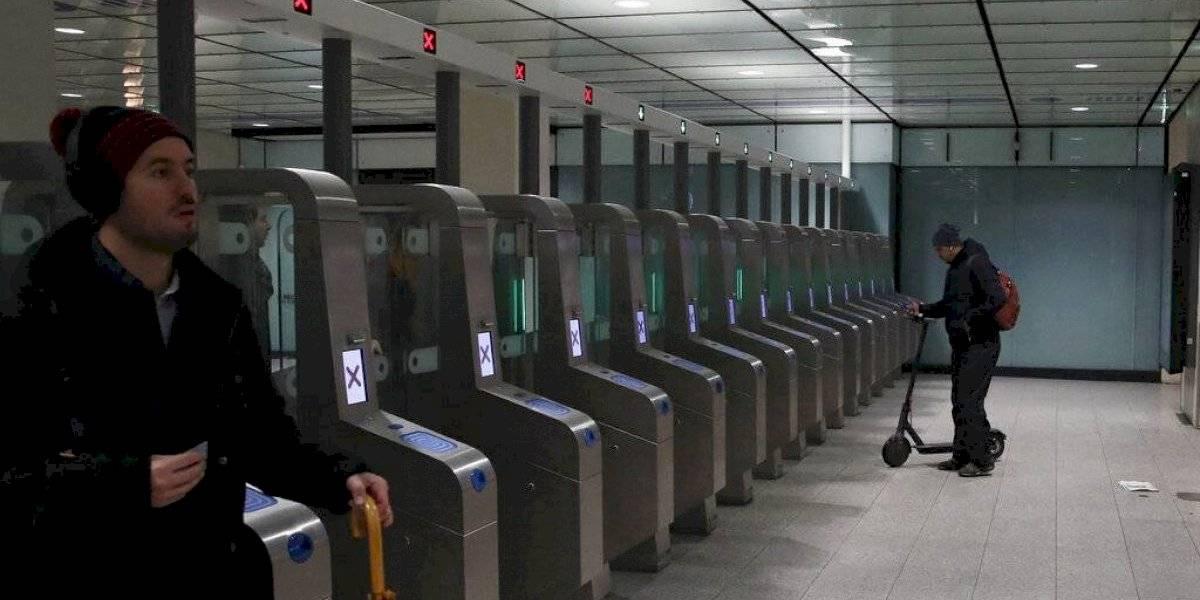 Francia inicia otra semana con huelgas de transporte
