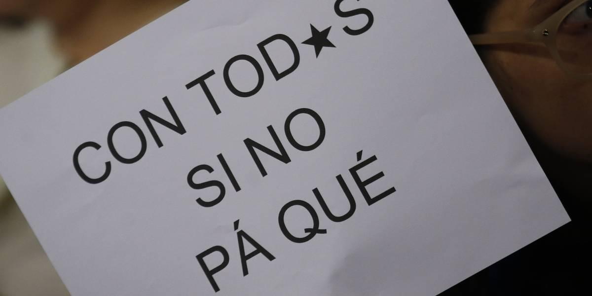 Tras rechazo en Cámara: Comisión aprueba paridad de género para proceso constituyente