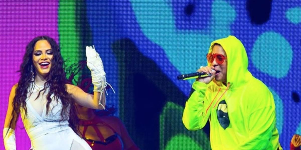 ¡Tenía pantalón blanco! Natti Natasha le hace 'la batidora' a Daddy Yankee ¿Qué dirá su esposa?
