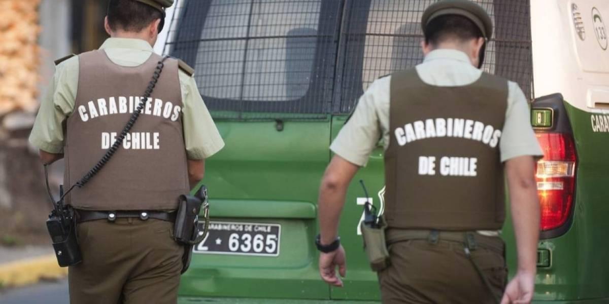 Pareja mata a puñaladas a Carabinero en Parral: el agresor había sido detenido por conducir en estado de ebriedad