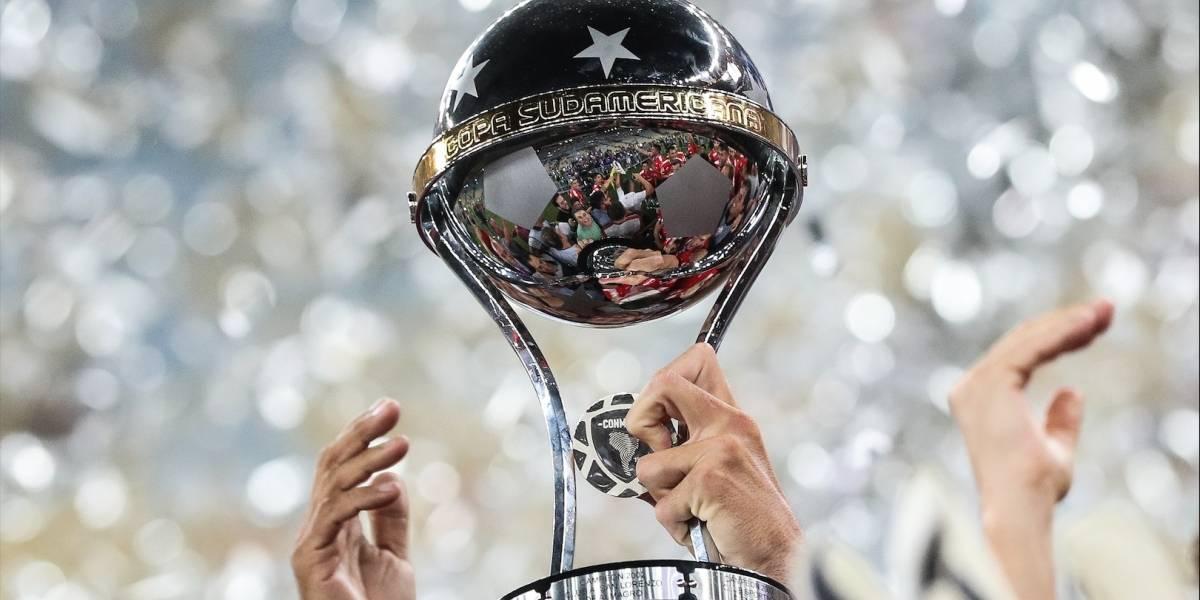¿Quiénes serán sus rivales? Cuatro clubes colombianos, atentos al sorteo de la Copa Sudamericana 2020
