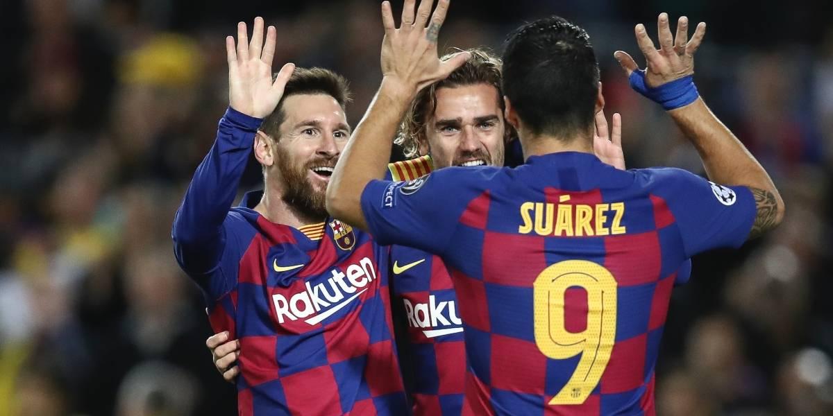 El presagio que sugiere que Barcelona será el campeón de la Champions League 2019/20