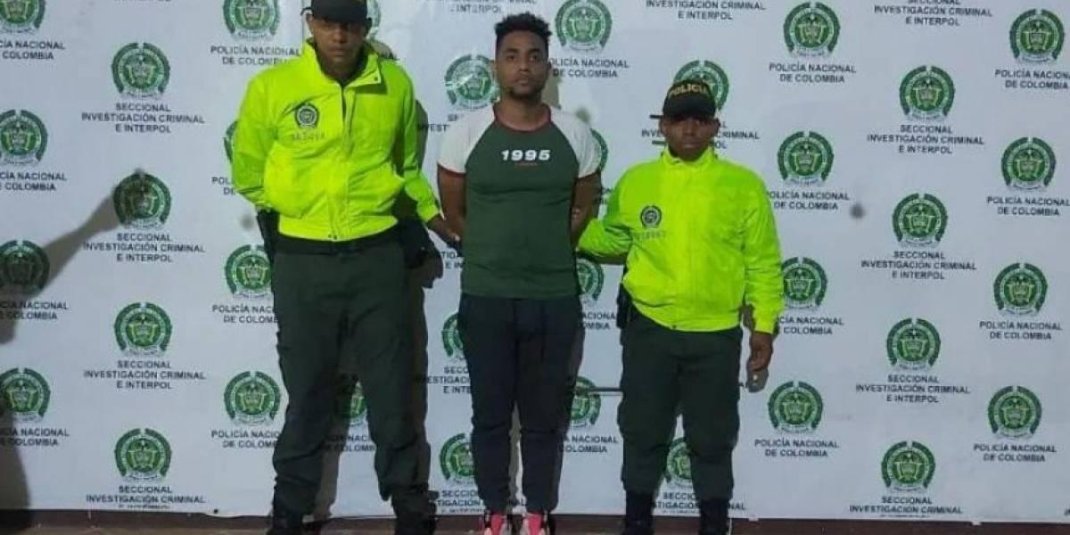 Capturaron a presunto abusador de hijos de reconocido cantante de champeta