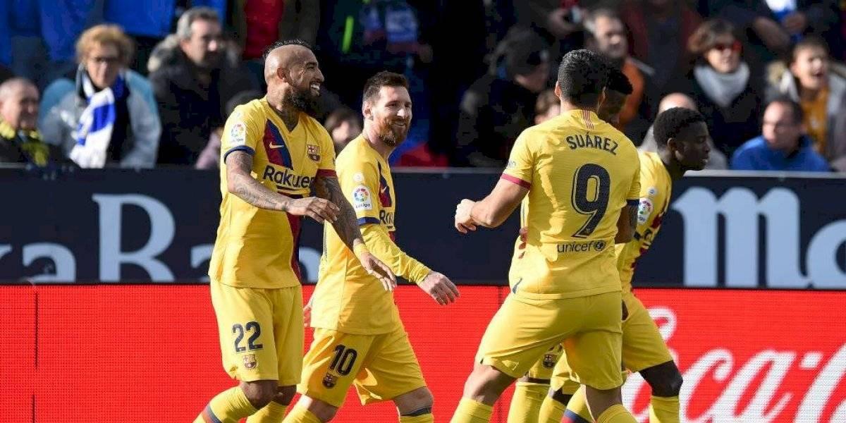 Arturo Vidal y Claudio Bravo ya conocen a sus rivales: Así quedaron las llaves de los octavos de final de la Champions League