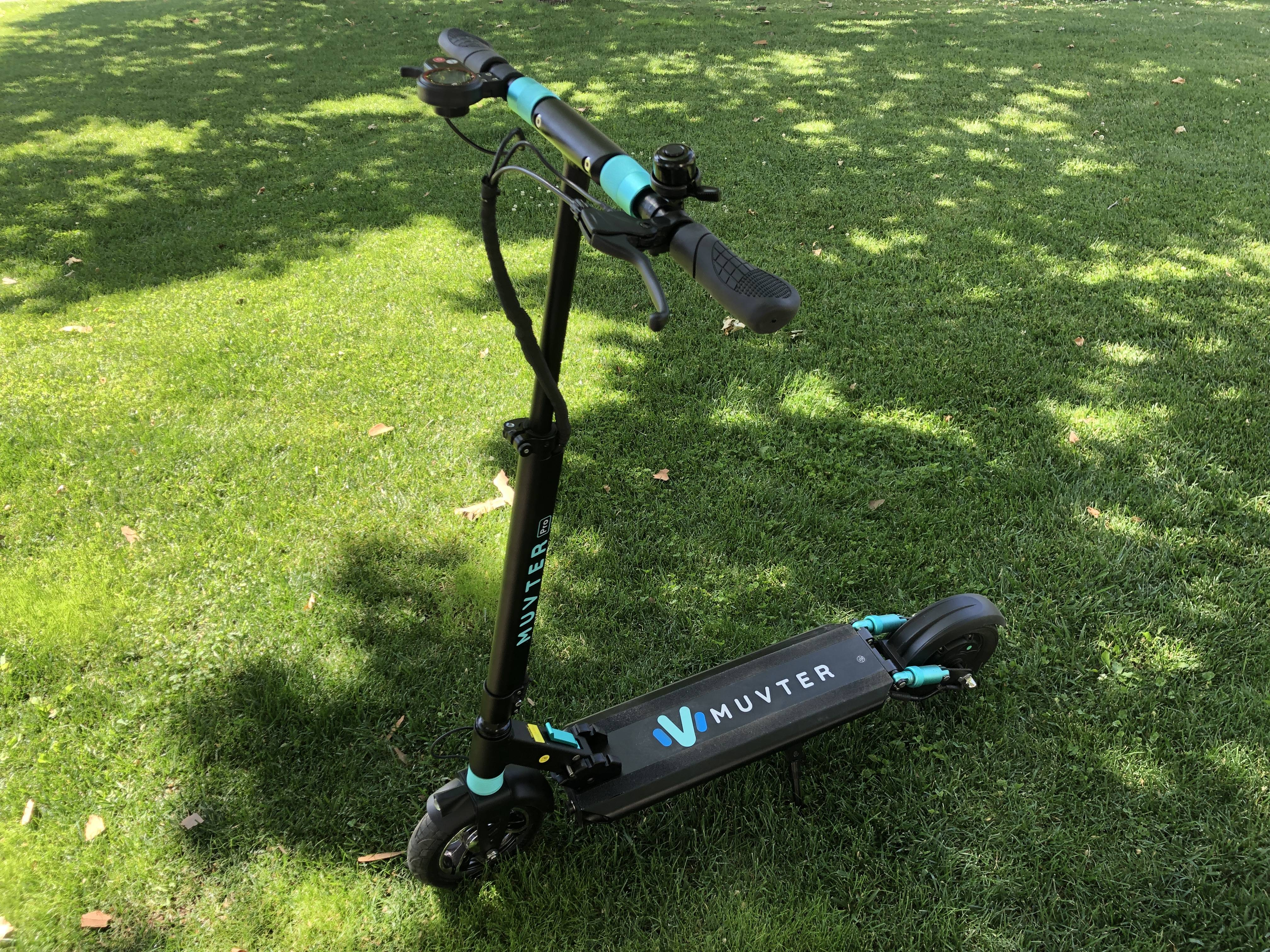 Scooter eléctrico Muvter Pro