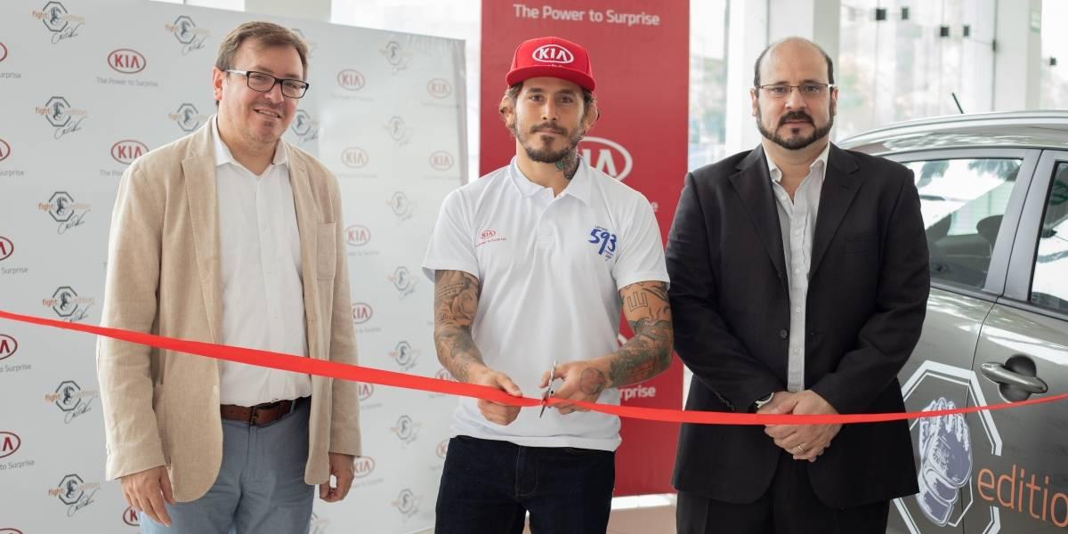 """Kia Motors estrena """"nueva casa"""" en Guayaquil"""