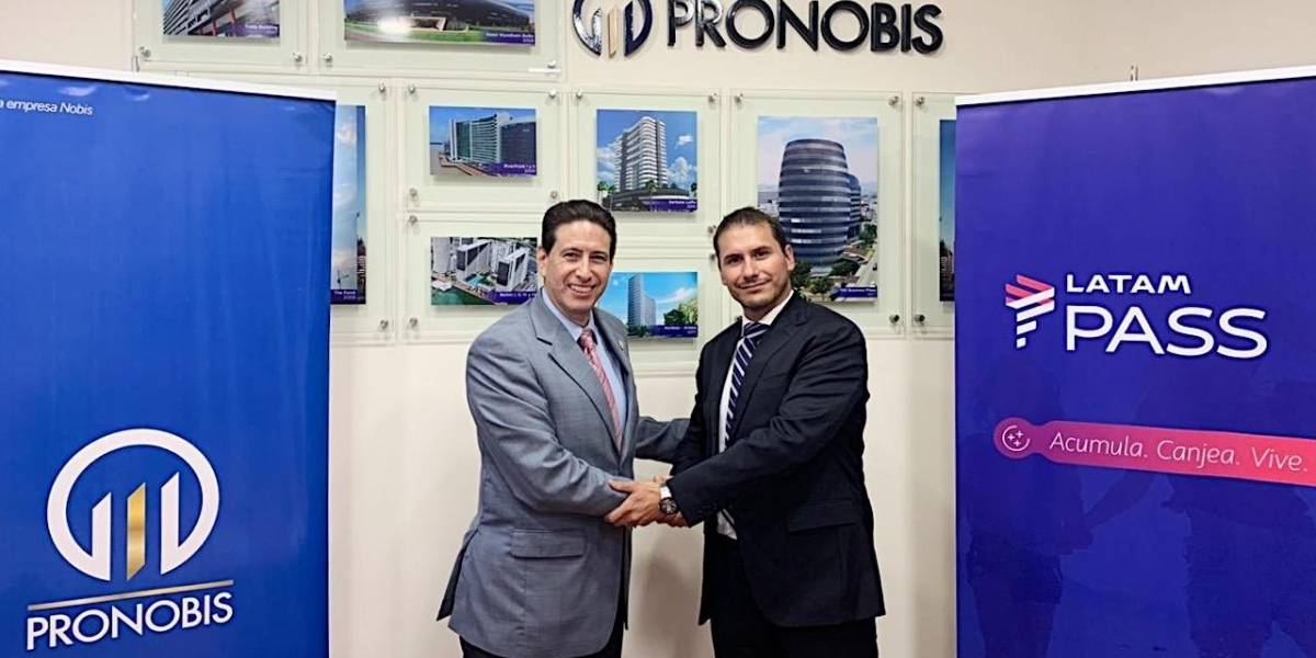 Más beneficios para clientes de Latam y Pronobis