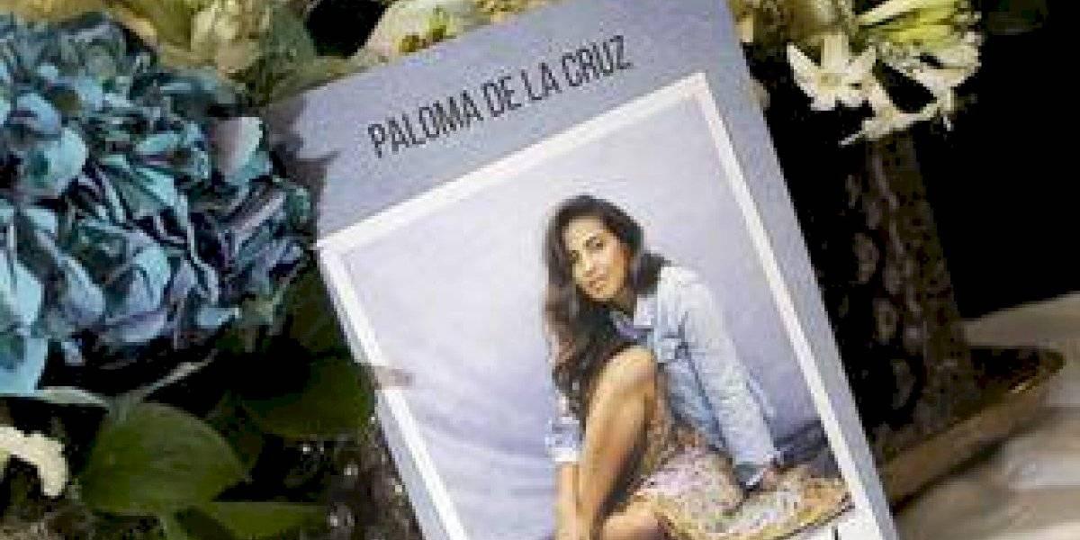 """""""El vuelo de mi vida"""", primer libro de Paloma de la Cruz"""