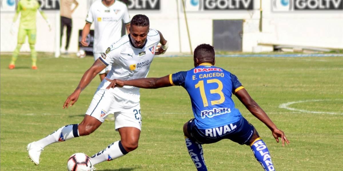 ¡Vuelve el campeonato ecuatoriano! Estas son los horarios de los partidos de la fecha 1 de la Liga Pro