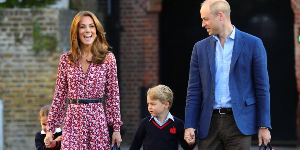 Em especial de Natal, Príncipe William comenta reação dos filhos a moradores de rua