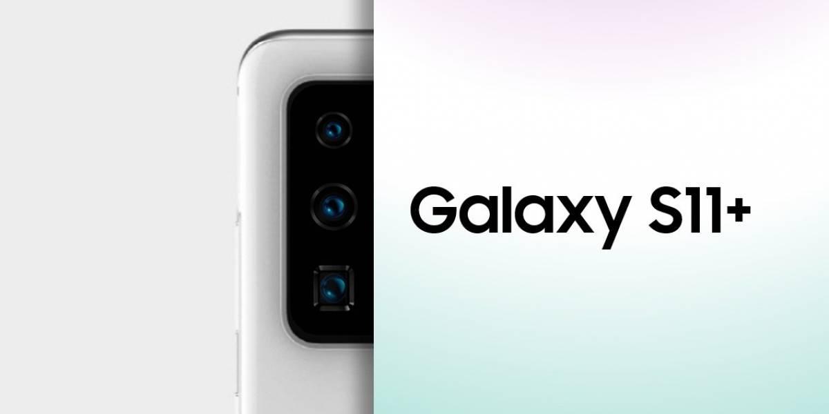 Samsung Galaxy S11 podría tener un teleobjetivo de altísima resolución