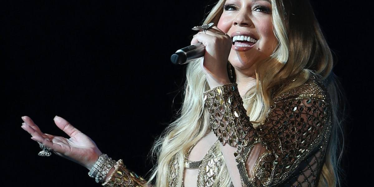 """All I Want for Christmas Is You"" de Mariah Carey llega número 1"