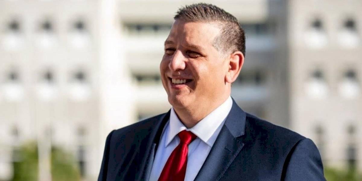 Luis Berríos Silvestre presenta candidatura a la alcaldía de Caguas