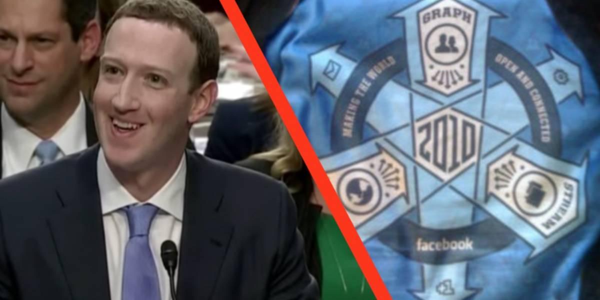 Historias memorables de Facebook que ocurrieron en la década