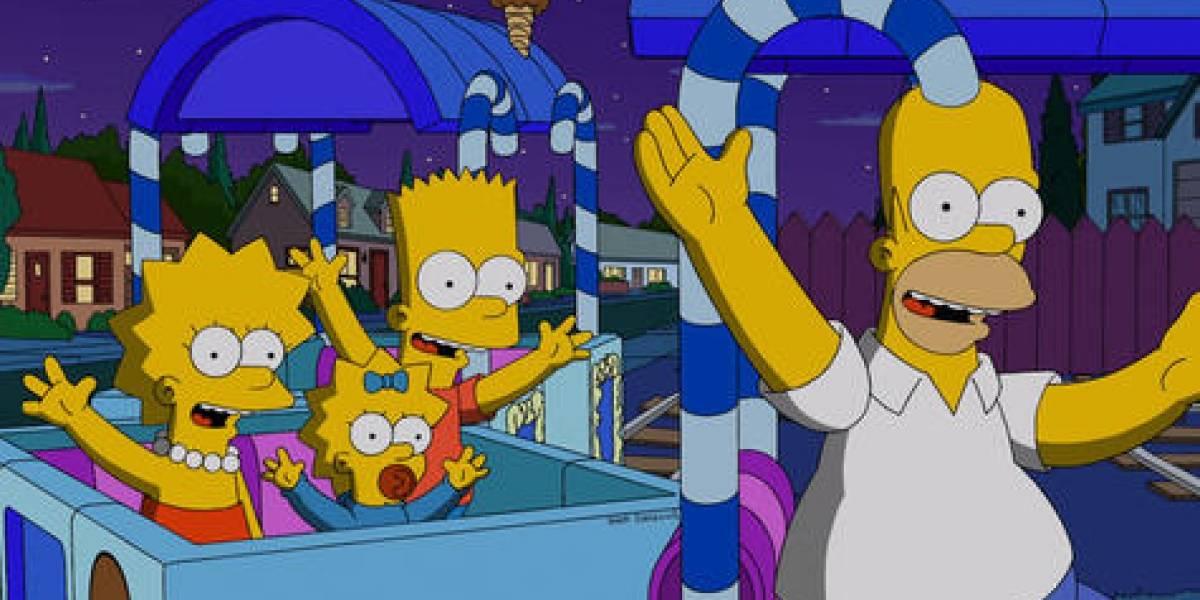 """Hoy se cumplen tres décadas ininterrumpidas de """"Los Simpson"""""""