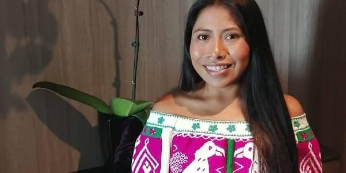 Yalitza en la ONU: Hablar lenguas indígenas es motivo de orgullo