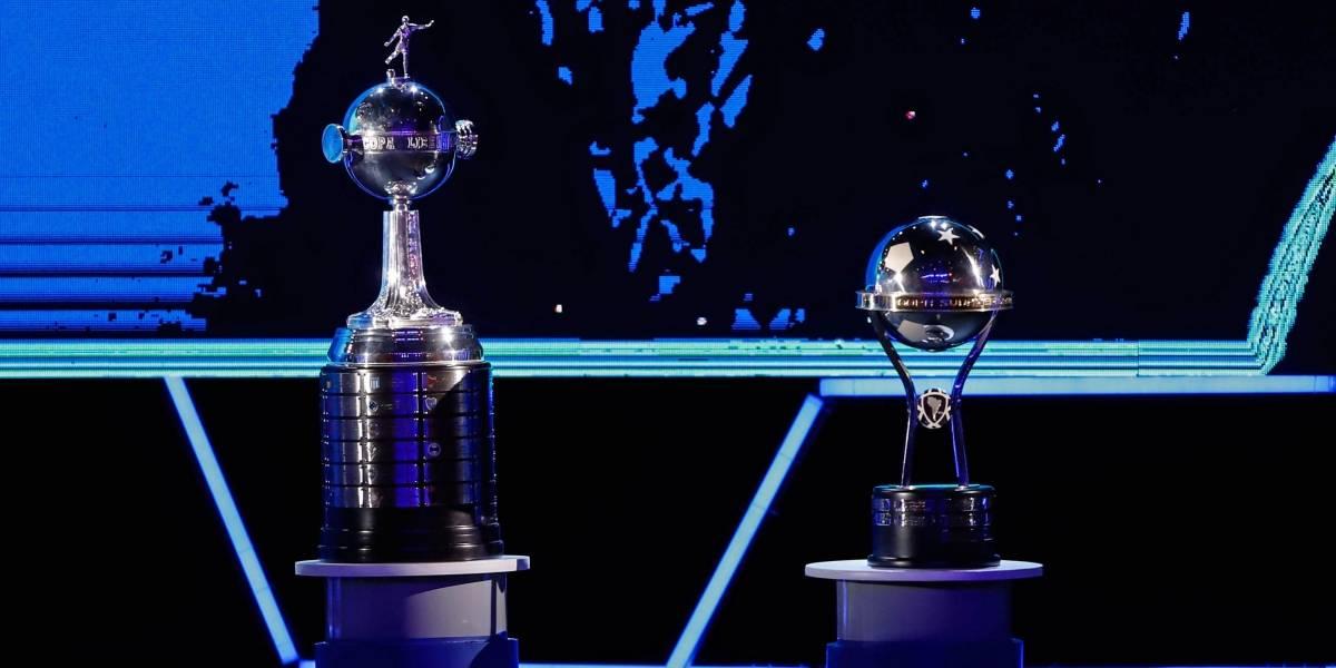 Estos son los rivales de IDV, Delfín, LDU, Macará y Barcelona SC en Copa Libertadores 2020