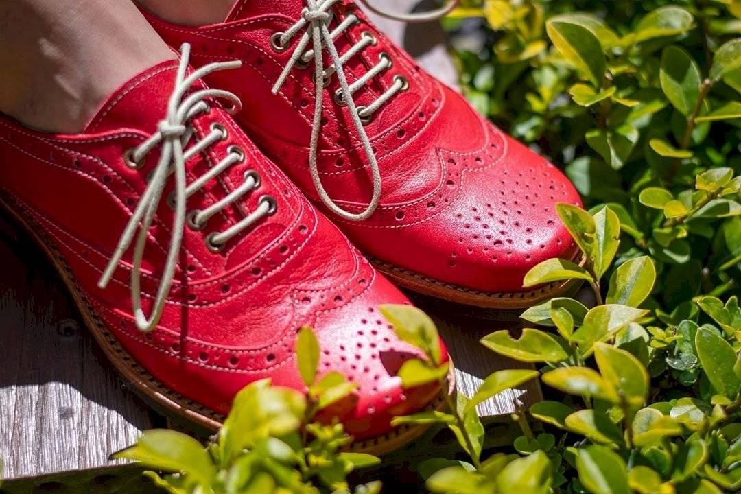 Zapatos para dama, Díos Leather Shoes