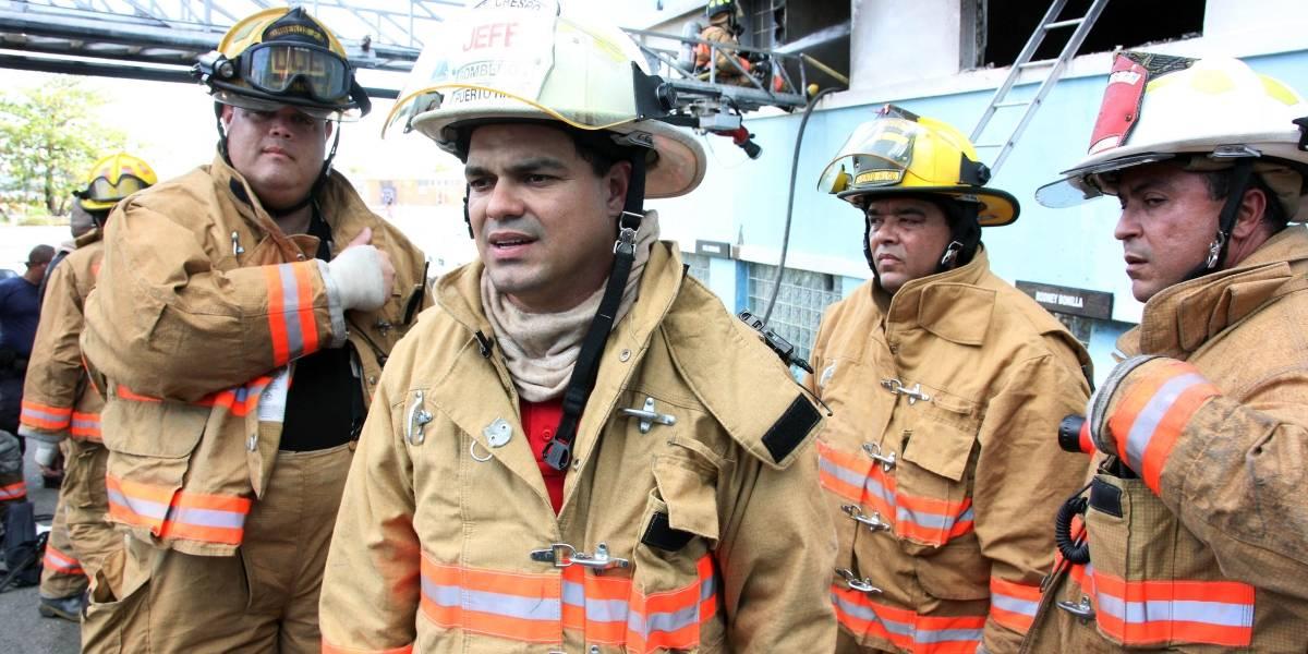 Contratan a ex jefe de Bomberos para manejar fuego de Cayey