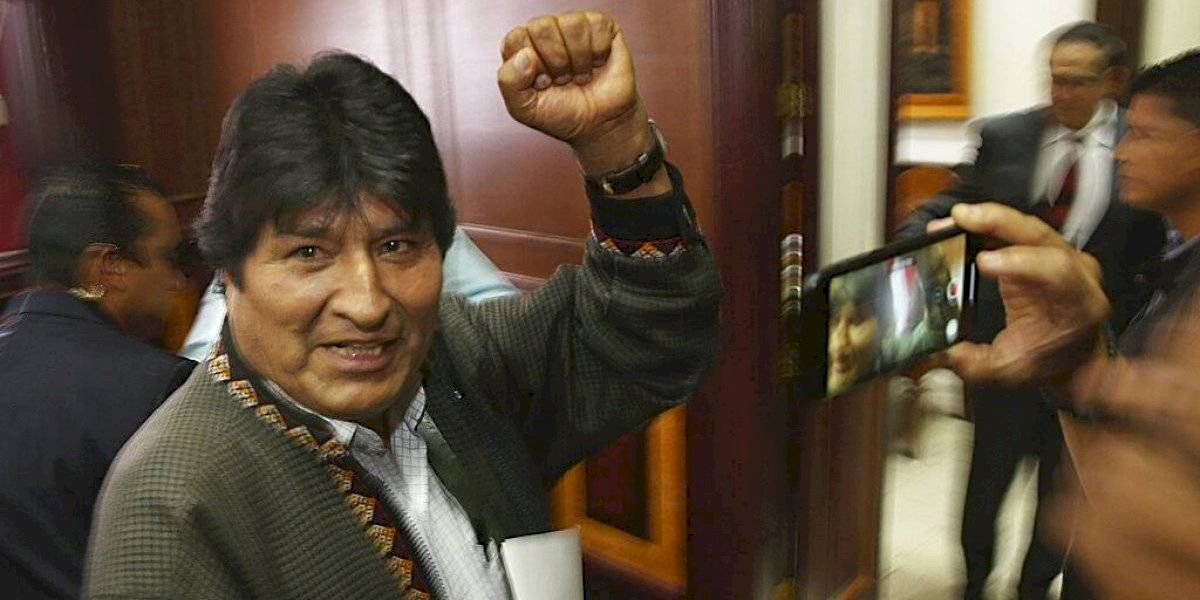 Evo Morales se reconcilia con Twitter