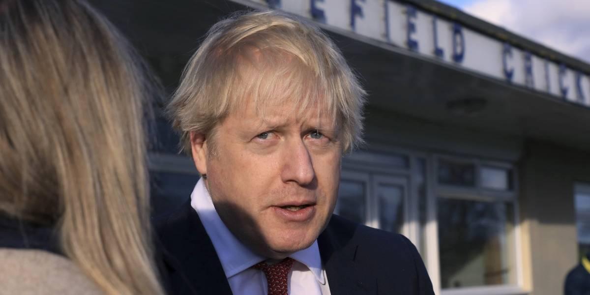 Boris Johnson, primer ministro de Reino Unido, da positivo a coronavirus