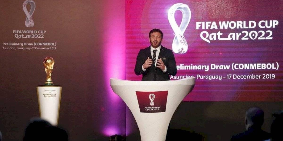Uruguay-Chile y Argentina-Ecuador comienzan camino a Qatar 2022