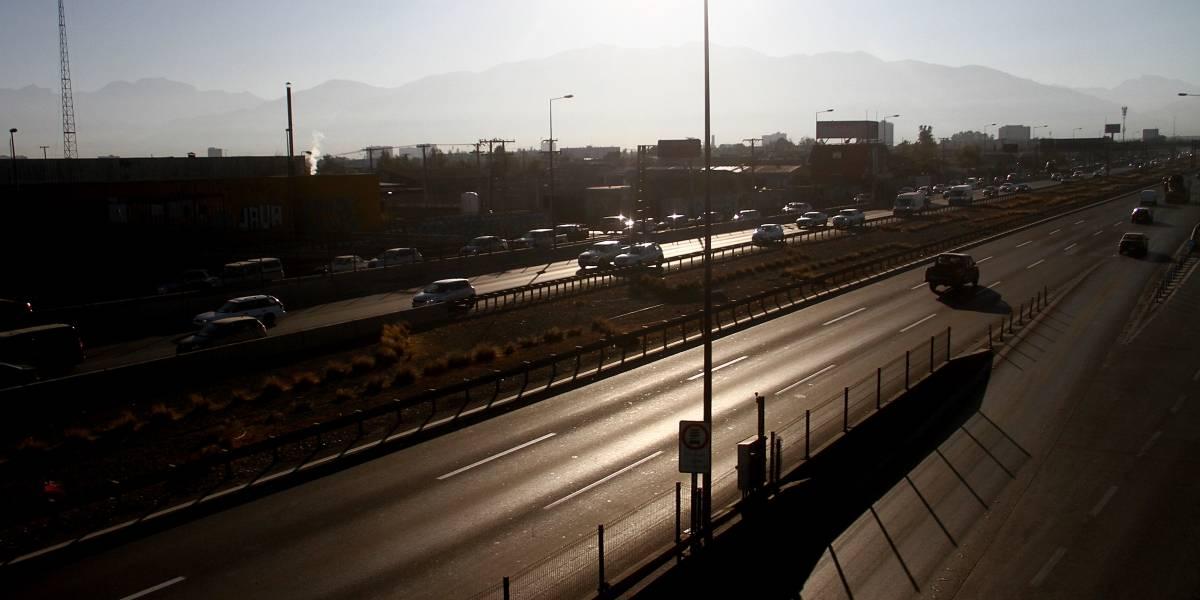 Nueva rebaja de los TAG en autopistas de Santiago