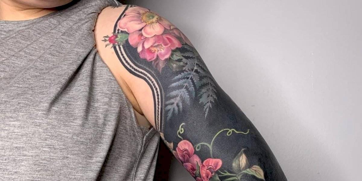 Tatuagem de flor: veja 10 trabalhos impressionantes de Esther Garcia