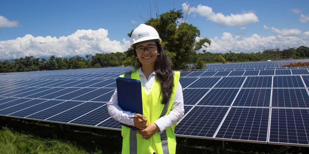 Una campaña para que las mujeres hagan parte activa del sector energético
