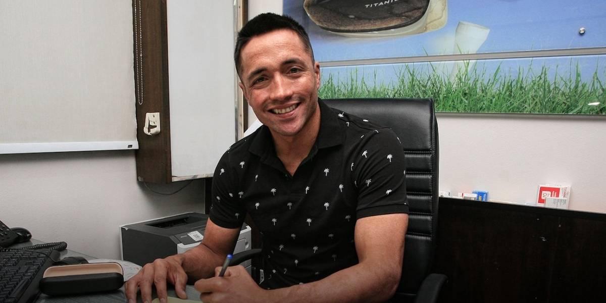 """Miguel Pinto deja atrás su pasado en la U y avisa a la gente de Colo Colo: """"Me voy a jugar la vida por esta camiseta"""""""