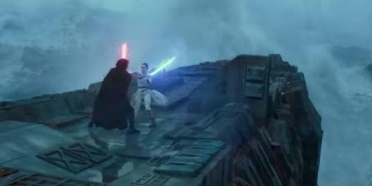 "Primeras críticas a ""Star Wars: The Rise of Skywalker"""