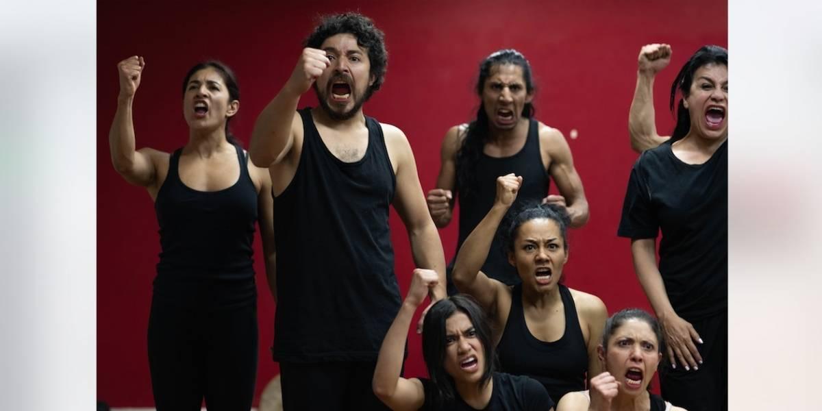 Rojo: reflexiones desde el teatro sobre la violencia en Latinoamérica