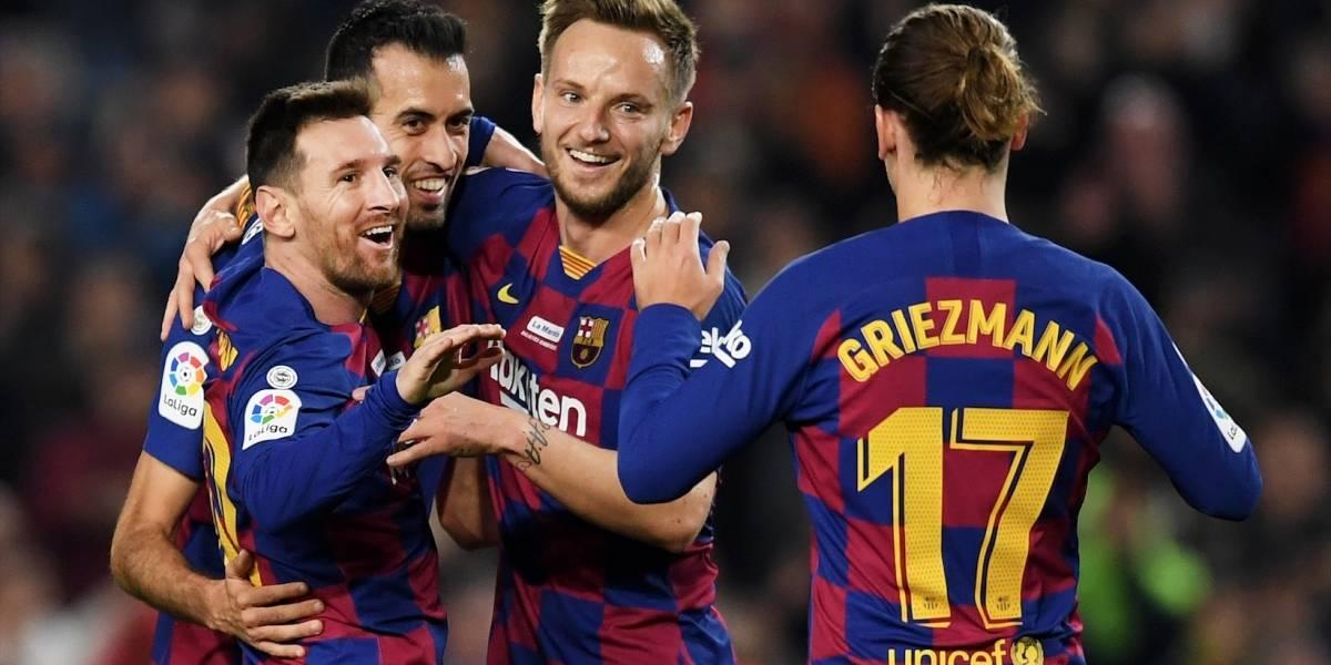 ¡Valverde encontró su once ideal! Con estos jugadores, Barcelona quiere derrotar al Real Madrid