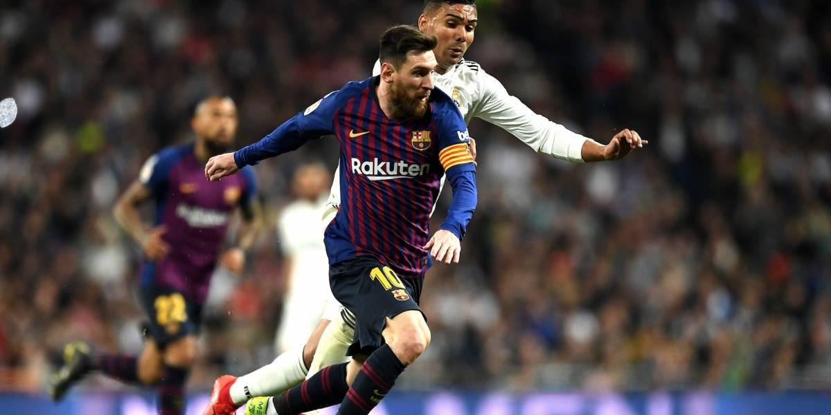 Barcelona vs. Real Madrid: la tensión se apodera de El Clásico adentro y afuera de la cancha