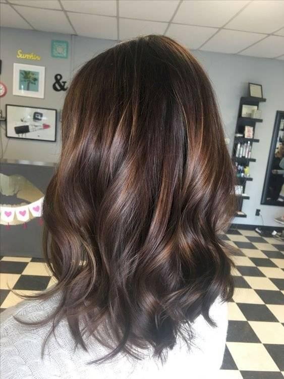 tendencia en color de cabello 2020