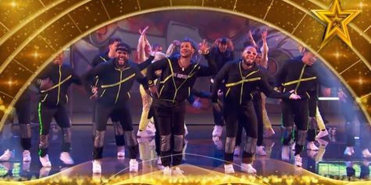 """Agrupación """"Da Republik"""" quedó finalista en Got Talent España"""