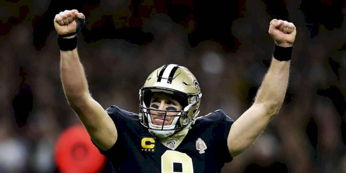 Drew Brees se queda con Saints para la temporada 2020