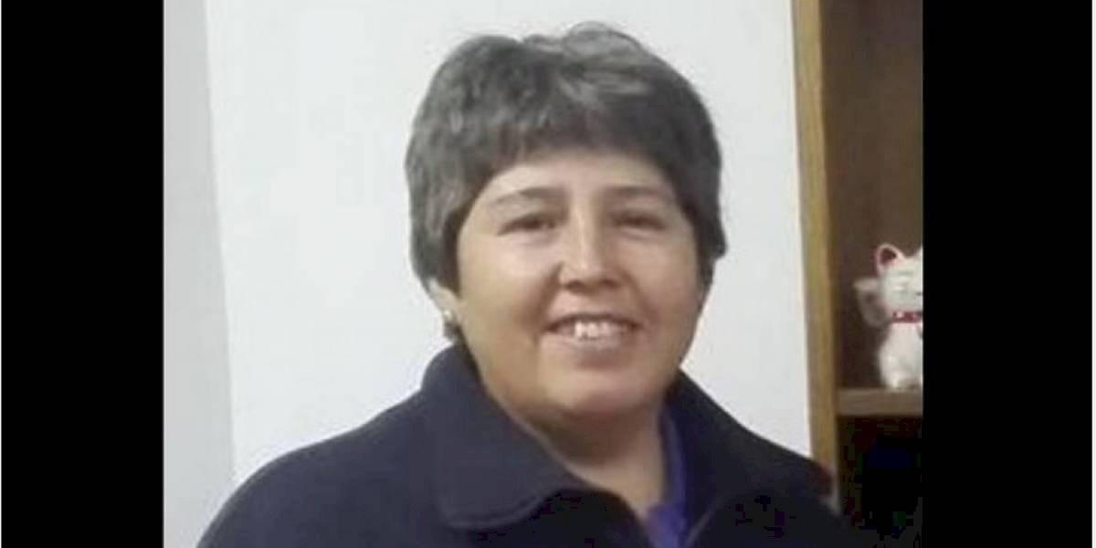 Margarita Ancacoy, mujer asesinada en Chile