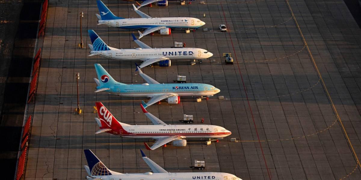El fin del 737 Max: Boeing suspende producción de su avión estrella tras accidentes que costaron la vida a 346 personas