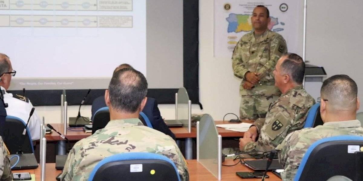Activan la Guardia Nacional para extinguir fuego subterráneo en Cayey