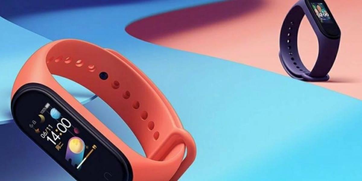Xiaomi le gana a Apple con sus relojes y pulseras inteligentes