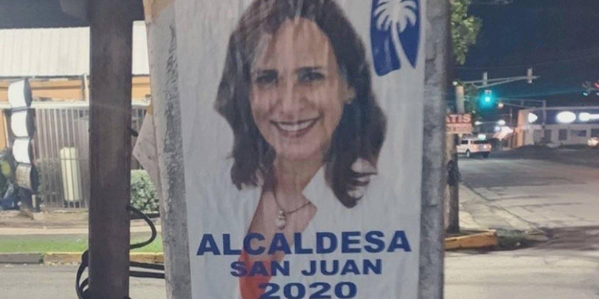 Piden a Zoé Laboy que sea candidata a alcaldesa de San Juan