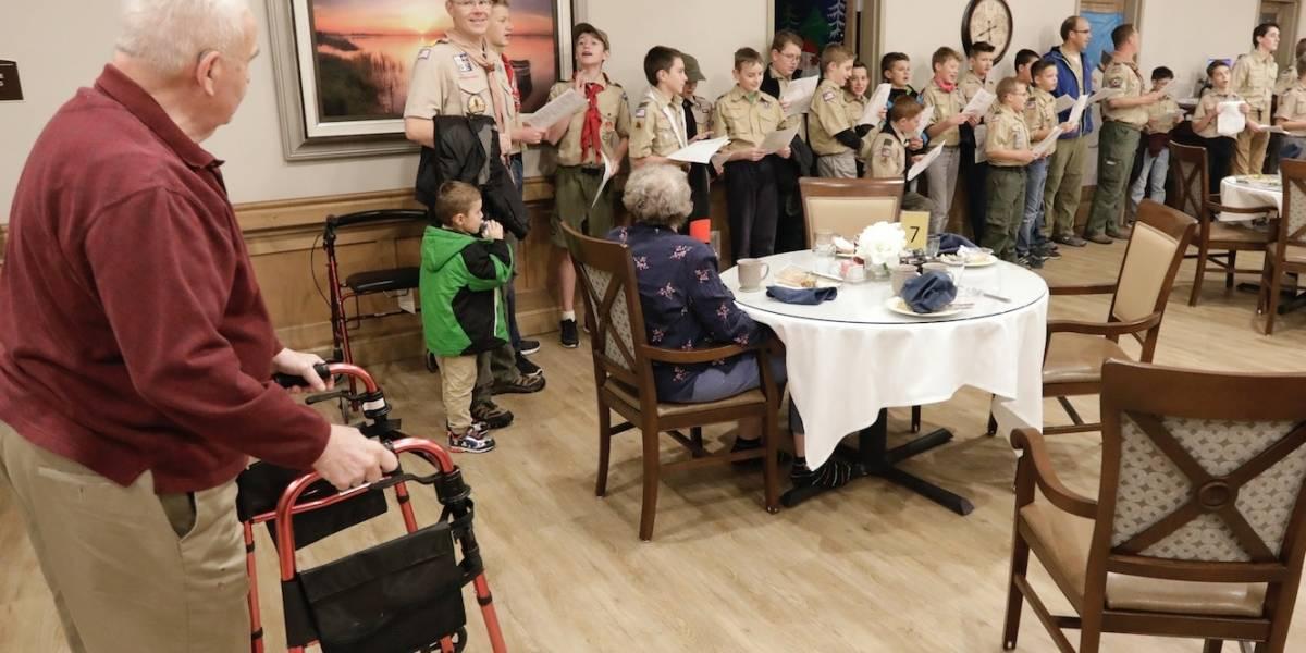 Iglesia retirará a 400,000 jóvenes de Boy Scouts
