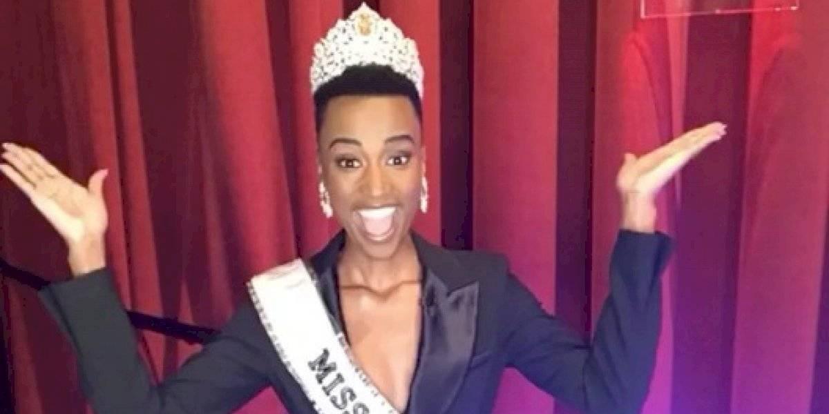 Controversia rodea a la nueva Miss Universo, Zozibini Tunzi
