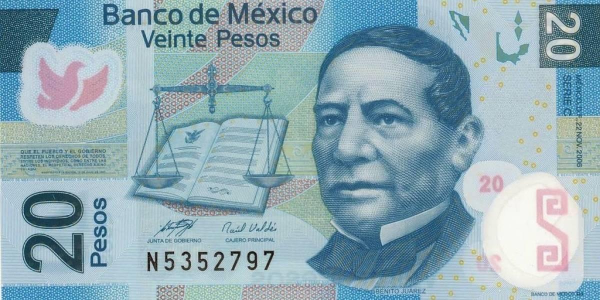 Salario mínimo en México aumentará 20% para 2020