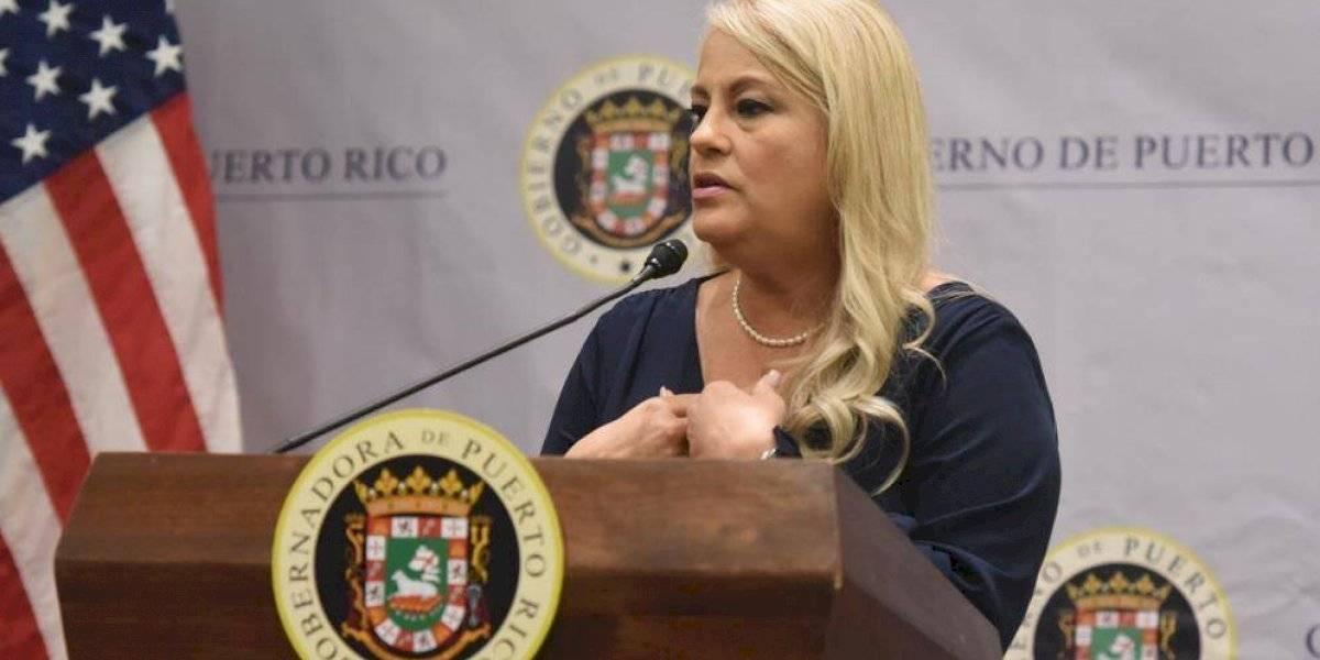 Gobernadora anuncia creación de cuenta de Fondos Estatales para iniciar proyectos pequeños