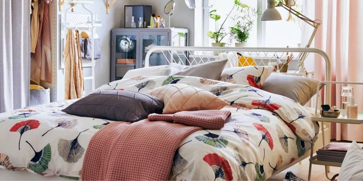 Decoração: 6 sugestões para um quarto pequeno