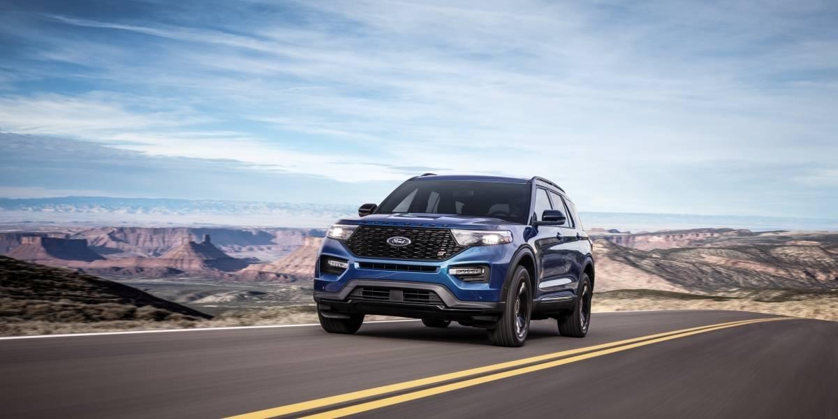 Ford Puerto Rico presenta la Explorer 2020