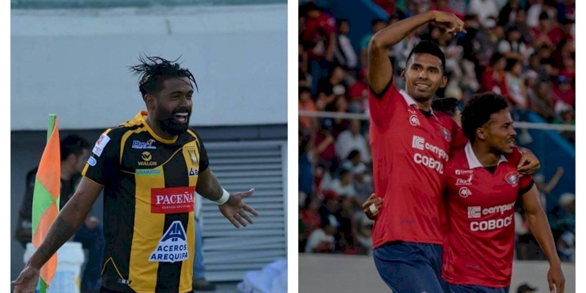 Los equipos que pelean el cupo Bolivia 2 para ser rivales de Colo Colo en la Copa Libertadores